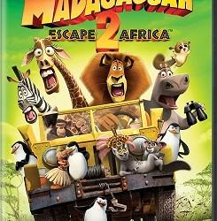 Madagascar: Escape 2 Africa